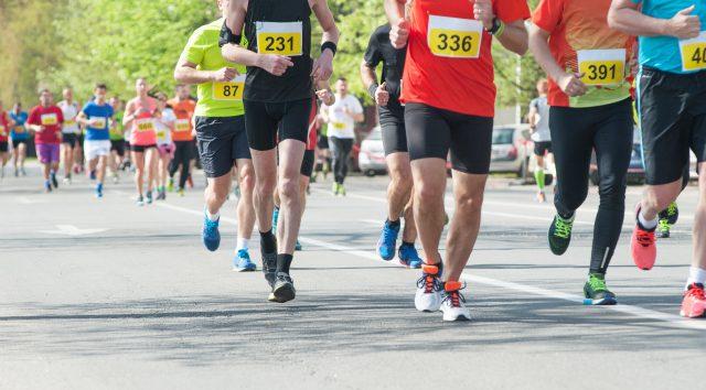 Sote-maraton on jälleen stadionilla